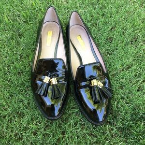 Louis et Cie Patent Leather Loafers 7.5